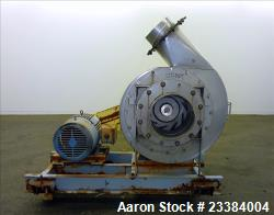 Used- Twin City Turbo Pressure Blower, Model TBA-P3, Size 1306.