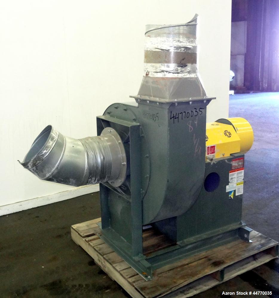 Used- Carbon Steel New York Blower