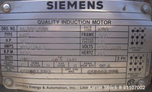 """Used- New York Blower Fan, Type PLR, Size 36 IV, Carbon Steel. Approximately 40"""" diameter fan, 40"""" diameter front inlet, 40""""..."""