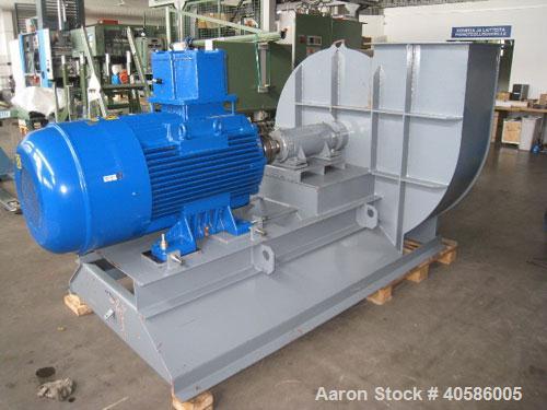 Used-Pollrich Centrifugal Fan, Model VR50S11C1UK0900LG360MMUU