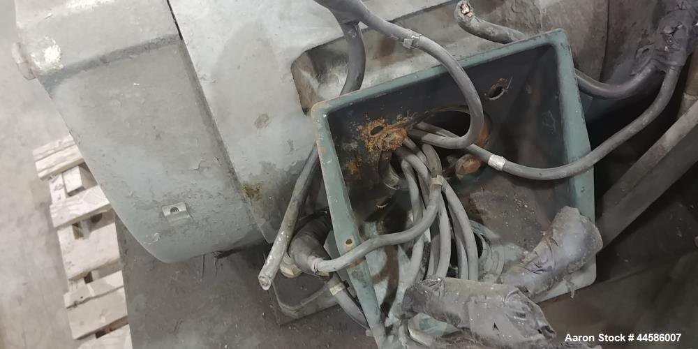 Used- 50 HP Robinson Air Ring Blower