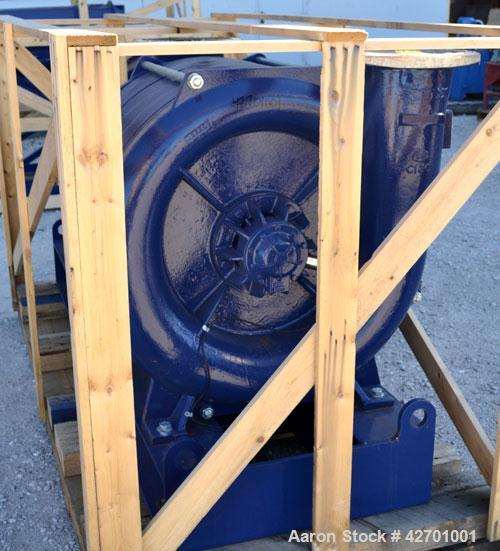 Spencer Power Mizer High Efficiency Multistage Cast Centrifugal Blower