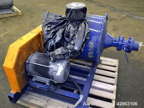 Used- Carbon Steel Spencer Turbine Centrifugal Blower