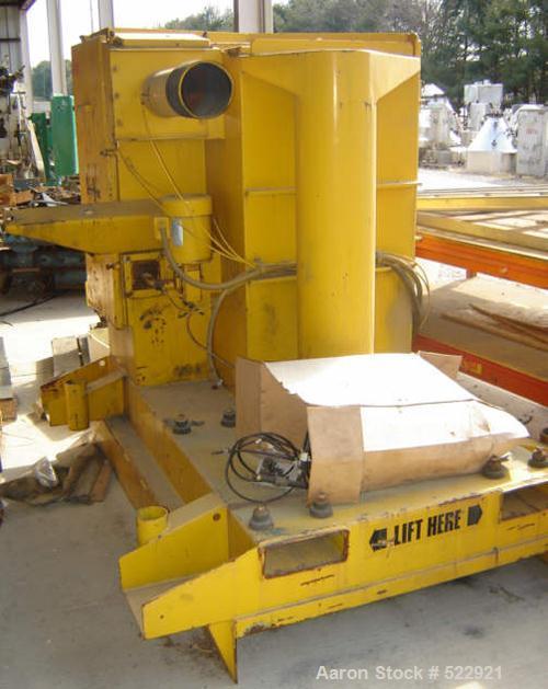 USED: Hi-Vac unit, model 250-S. Operating hours 9060. Blower packageis 50 hp, 208-230/460 volt, Leeson motor. 326T frame. Va...
