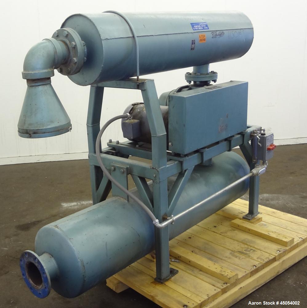 Used- Buhler Miag Vacuum Conveying System