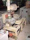 USED: Gardner Denver Duroflow rotary positive displacement blower,model 4504VT, horizontal. 4