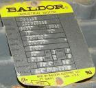 USED: Gardner Denver Duroflow rotary positive displacement blower,model 4512, horizontal. 6