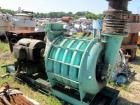 Used- Hoffman Centrifugal Blower, Model 75105A1, 200 hp motor, 460 volt.
