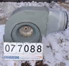 Used- Loren Cook Blower, Model 180 CAS. Carbon steel housing, aluminum fan blade. Approximate 22-1/2'' inlet,  14