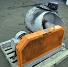 Used- Carbon Steel Nippon Pneumatic DS Hi-Turbo Blower, Model NITB-06E-220