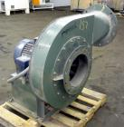 Used- Robinson Industries Pressure Blower, Type RL, Size 40-18, Drawing #CA4018-2F-FI-R0, Carbon Steel.  14