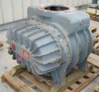 Used-Roots Whispair Blower Model 1216-JHRAS, rotary lobe blower.  Inlet volume 2250 cfm, inlet pressure 8