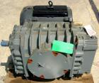 Unused-UNUSED: Roots Ram Whispair rotary positive gas blower, model 616J. Approx capacity 450 cfm at 11 bhp at 4 psi. 6