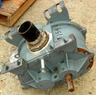 USED: Roots rotary positive displacement blower, model 68URAI.Approximate capacity 515 cfm at 38.2 bhp at 12 psi. 4