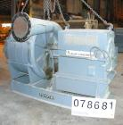 Used- Roots High Pressure Blower, Model MVI-14, Carbon Steel. 33