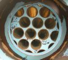 Used- SpencerTurbineTubularBag Separator, model TD-736 AA, carbon steel. (22) 6