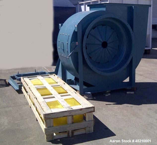 Twin City Centrifugal Fan, Model 445 BAE-SW