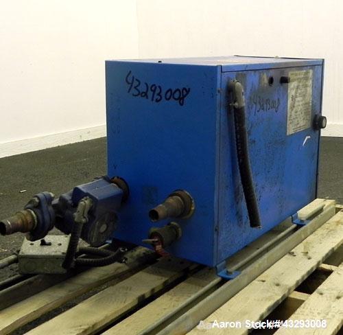 Used- Allied Engineering Super Hot Boiler, Model 8E. 8Kw, 1/60/240 volt, 33 amps. 27,296 BTU/UTB, 160 psi. Temperature range...