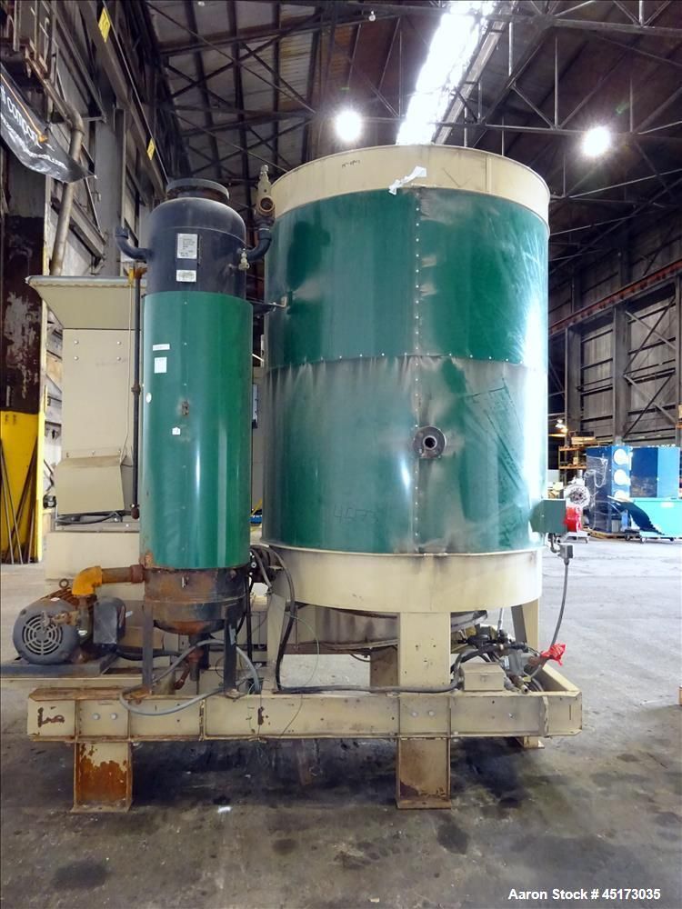 clayton industries Clayton currently offers fired steam generators and fluid heaters in 18 sizes  ranging from15 to 2000 boiler horsepower (150 to 20,000 kw) and 518 to 69,000 .