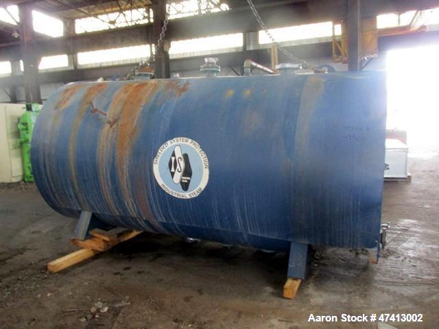 Used- Cleaver Brooks 500HP Packaged Steam Boiler