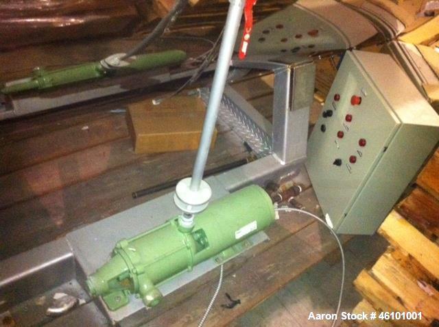 Unused - Horizontal Fire Tube Boiler; Model H/G; heating surface - 17.85 square meters; 500 kg/square cm; Mfg. 2008