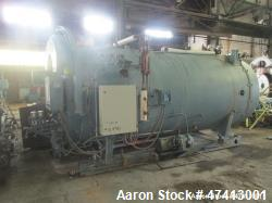 Used- Cleaver Brooks 300HP Packaged Steam Boiler