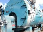 Used-Kewanee Boiler, Model 891701.  15 Psi operating pressure, 300 hp, rated 10043, 12,000 lb per hour, natural gas.