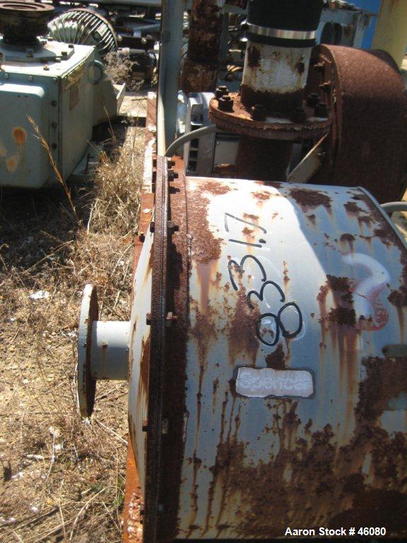 Used- Loveco Direct Fired Gas Oil Heater, Model NDEO686-18EK