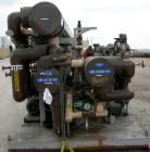 Used- Kam thermal U-tube heat exchanger, approximately 101 square feet. 304 stainless steel tubes rated 200 psi at 400 degre...