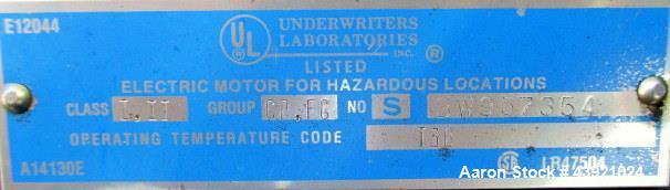 Used- Watlow Temperature Control Skid