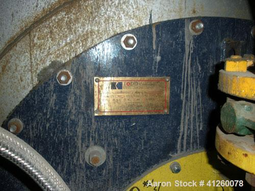 Used-B & W (Babcock & Wilcox) Waste Heat Steam Generator capable of approximately 360 mm btu/hour, 360,000 #/hour steam. Con...