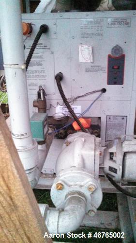 Unused- Lochinvar Copper-Fin Commercial Gas Water Heater, Model CWN0495PM. Includes (2) 495,000 BTU boilers, (1) 257 gallon ...