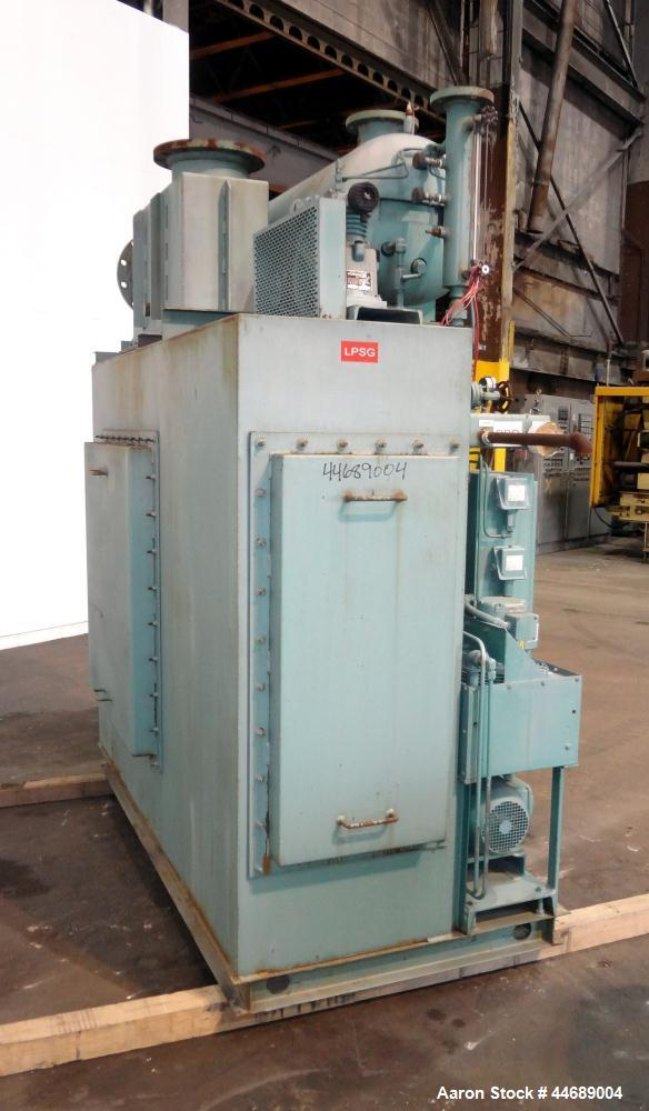 Used- Cain Industries ESG1 Series Exhaust Steam Generator / Recovery Boiler