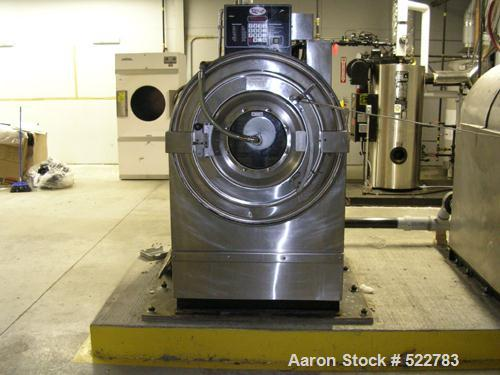 USED: Fulton fuel fired steam boiler, model ICX 10, rated 420,000 btu.