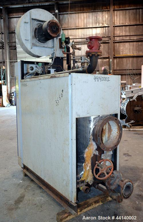 Used- Miura LXW Series Natural Gas Fired Hot Water Boiler, Model LXW-100