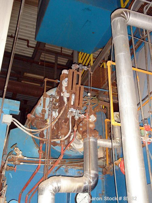 Used- Nebraska D Type Boiler, Model NS-E-78