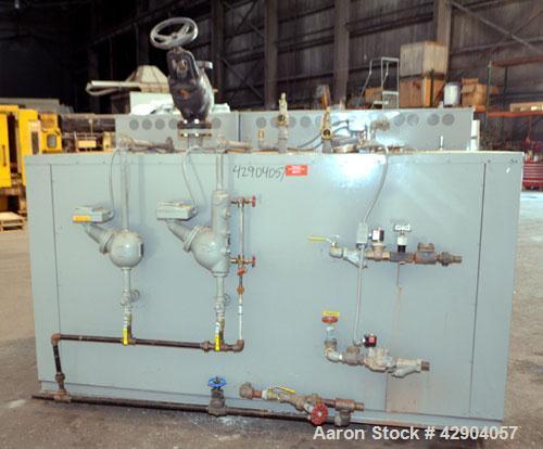 Used- Precision High Pressure Electric Steam Boiler, Model ST42D-1224C-480-150