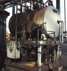 USED: Cleaver Brooks Boiler, model CB 700.250.150. Input 1,046,000btu/hr, natural gas fired, rated 250 hp, 150# steam, 8,625...