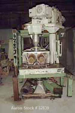 Used- Bepex Compactor/Briquetter, Model K300/200