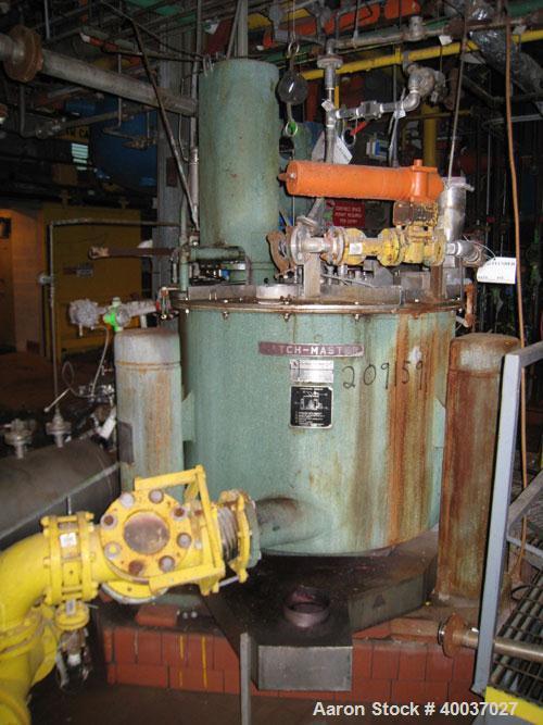 """Used-48"""" X 30"""" basket centrifuge."""