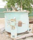 USED: Stainless Steel Delaval/ATM Solid Basket Centrifuge