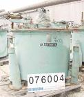 USED: Delaval/ATM Mark III clarifier solid basket centrifuge, 316stainless steel construction (product contact areas). Max b...