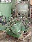 Used- Stainless Steel Sharples Solid Bowl Basket Centrifuge