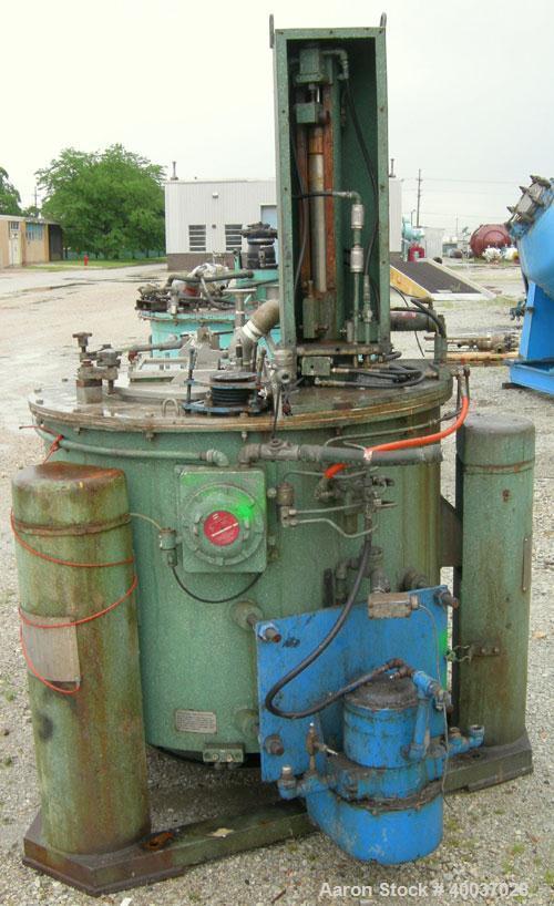 Used- Tolhurst Bottom Discharge Centrifuge