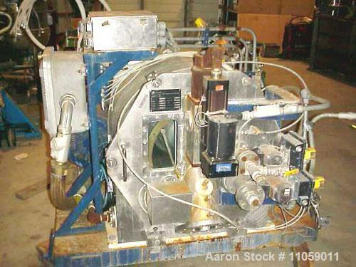 Used- Dorr Oliver Peeler Type Centrifuge, Model BW630H