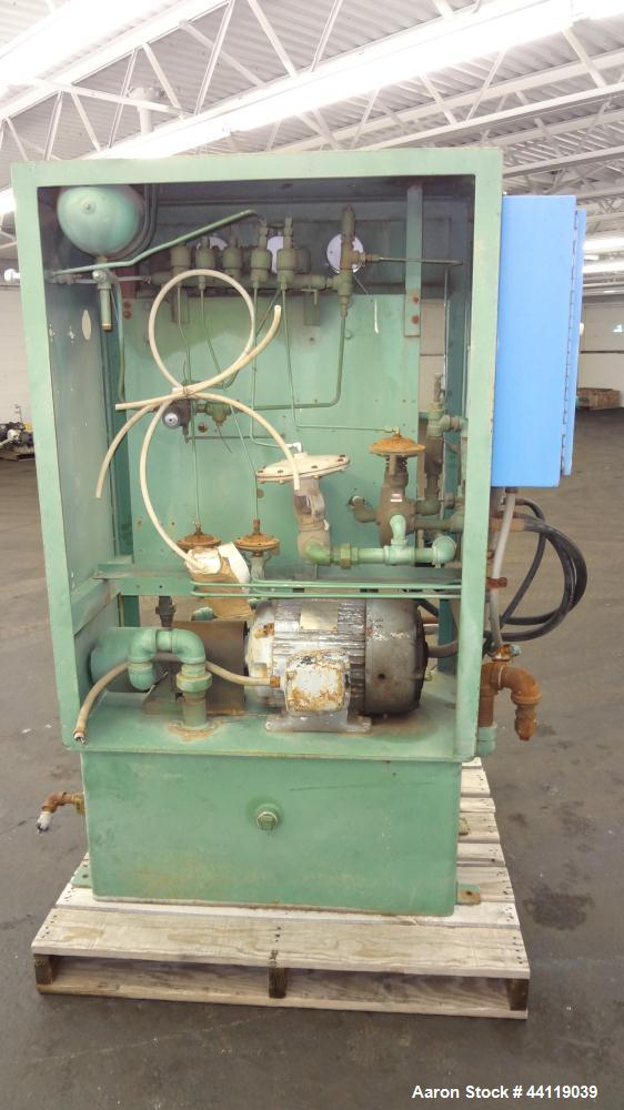 Used- Stainless Steel Sharples Super-D-Hydrator Peeler Centrifuge