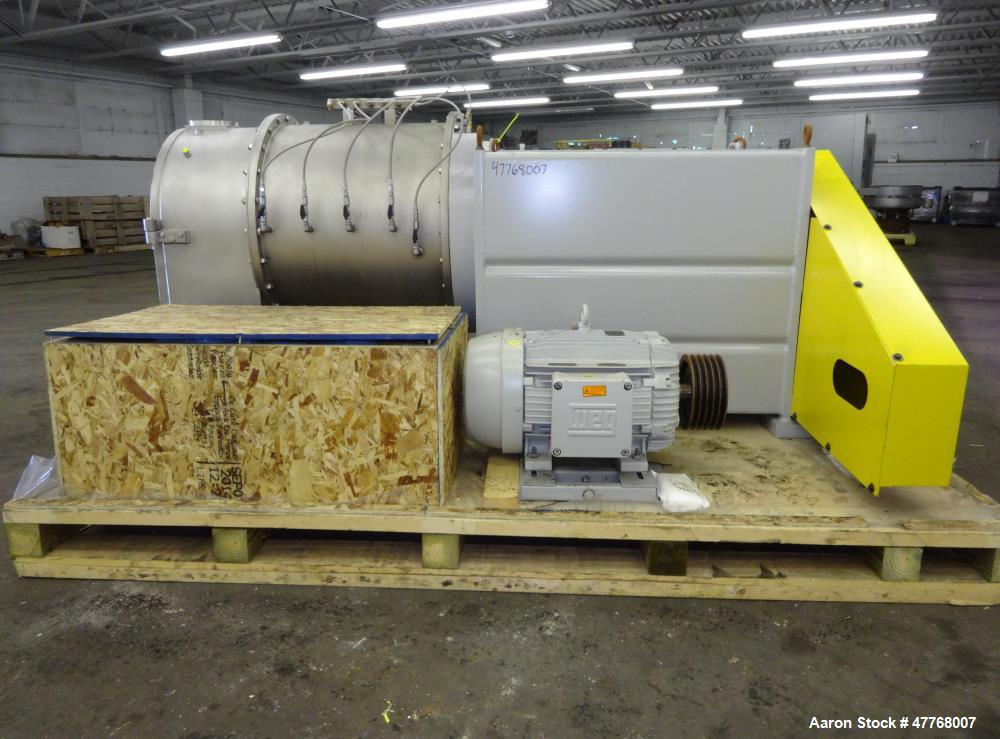 Unused- Baker Process and Equipment S-450 Pusher Centrifuge