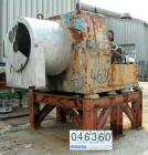 Used- Alfa-Laval SB-800A Pusher Centrifuge, 316 Stainless Steel Product Contact Areas, Single Stage. 50 hp, 3/60/230/460 vol...