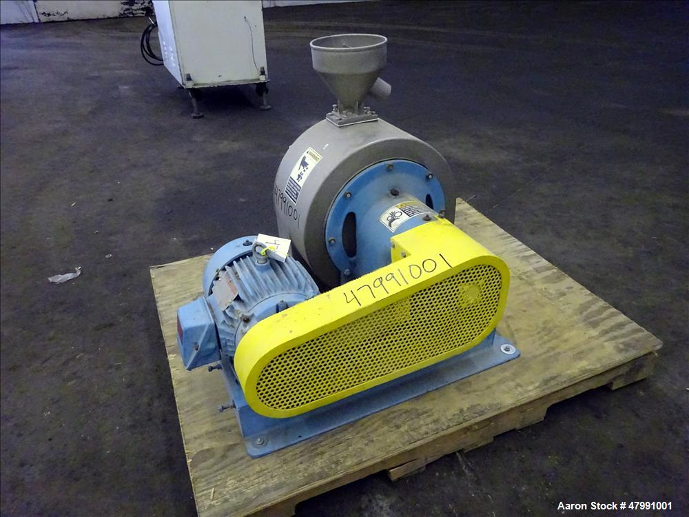Used- Tema H-200 Conturbex Screening Centrifuge