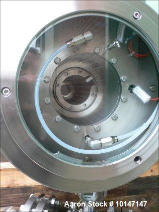 Used- Fima Process GmbH Basket Centrifuge / Dryer mounted on frame.